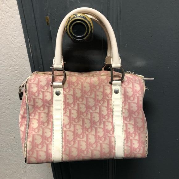 72a4bb966c6d Dior Handbags - Christian Dior monogram trotter bag